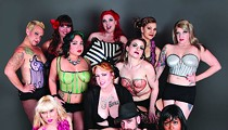 "Fringe 2015 review: ""Corsets and Cuties: A Burlesque Cabaret"""