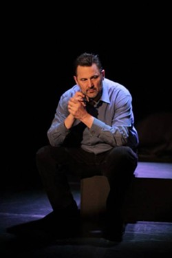 "Phil Long in ""CosmoLyrical"" at the 2015 Orlando Fringe - PHOTO VIA PHIL LONG"