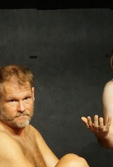 "Fringe 2015 Review: ""Dark Wood"""