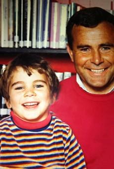 """Jon Bennett: My Dad's Deaths"" at the 2015 Orlando Fringe."