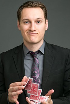 """Fringe 2015 review: """"Nick Paul: Impossible Feats of Fake Magic"""""""