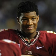 YOUR DAILY WEEKLY READER: Famous Jameis kills sports; Trey Radel is a giver; weed is cool, ok?; VHS OCD; business loves Jacobs, Thompson; Manes loves Siegel