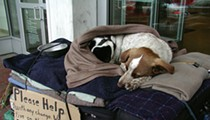 Full Tummy Project feeds homeless people's pets
