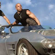 """Furious 7"": Not quite as fast as its six older bros"
