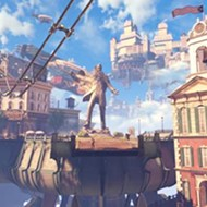 GAMELANDO: Game Review: 'BioShock Infinite'