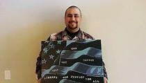 George Zimmerman's new hobby: making bad art