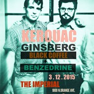 Get hip to the Beats at the Imperial for Kerouac's birthday