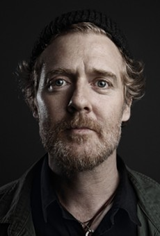 Glen Hansard reminds us of his sweet, singular force at the Beacham
