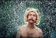 "Gloomy Bear - Jon-Paul Douglass' ""Rain Bear,"" part of Snap Orlando's ""Homegrown,"" at OMA through May 22"