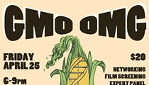 GMO OMG screening and panel discussion