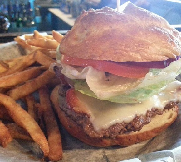 """Graffiti Junktion made the cut in last year's gallery """"Discover the juicy story behind 30 essential Orlando area burgers"""" – click on the patty to see the other 29. - PHOTO VIA GRAFFITI JUNKTION COLLEGE PARK"""