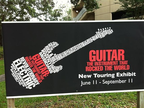 Guitar: The Instrument that Rocked the World at OSC