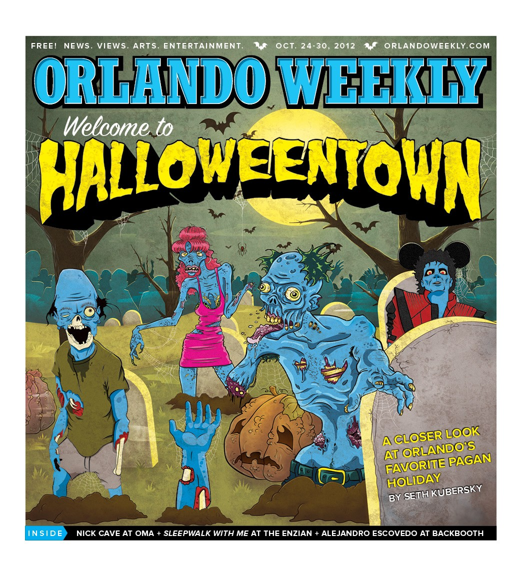 Your Guide to Halloween in Orlando | News | Orlando Weekly