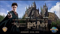 Harry Potter Celebration Coming to Universal Orlando In January