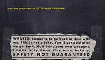 """Heads Up Orlando: """"Safety Not Guaranteed"""" Opens Friday"""