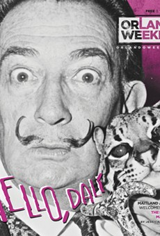 Hello, Dali: Maitland Art Center welcomes works by the Surrealist master