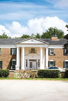 Hey, that house looks just like Graceland