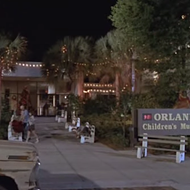 Location Matters: various points from 'Ernest Saves Christmas'