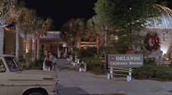 Hey Vern, it's the old Orlando Science Center as it appears in '80s classic