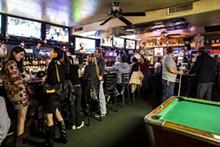 ROB BARTLETT - Hideaway Bar