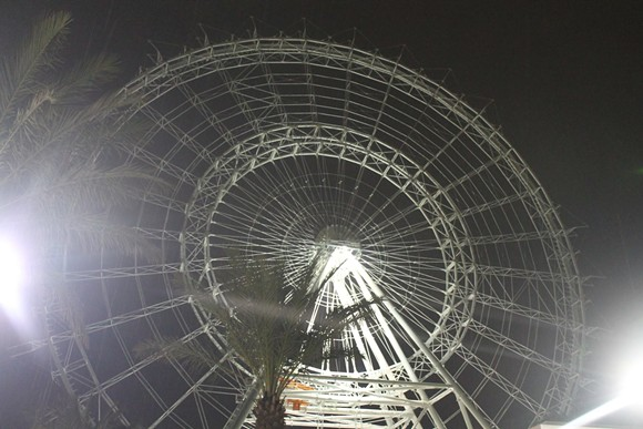 The Orlando Eye - ASHLEY BELANGER