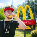 ICYMI: Florida rapper raps his entire McDonald's order, plus when to see him live