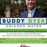 ICYMI: Orlando Mayor Buddy Dyer is the boyfriend that never leaves
