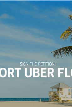 Since public transportation is terrible in Orlando, you really should sign this ridesharing petition
