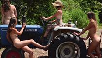 Florida farmers bare all for 2015 calendar