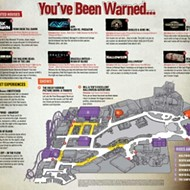Halloween Horror Nights 24 map surfaces online