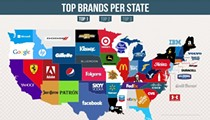 MAP: Guess which brand Floridians Google the most