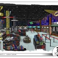Gods & Monsters, a massive comic shop coming to Artegon