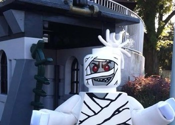 Brick-or-Treat invades Legoland Florida