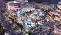 An early look at the downtown Orlando Magic entertainment complex