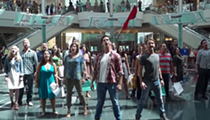 Orlando Shakes stages a <i>Les Mis</i> flash mob at Mall at Millenia