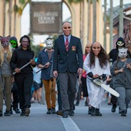 Orlando is one of the best Halloween cities in the U.S.