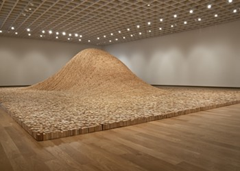 In <i>A History of Water</i>, Maya Lin applies architectural solutions to ecological problems
