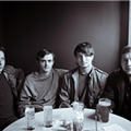 Indie-pop group Pomegranates tonight at Backbooth