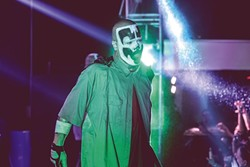 Insane Clown Posse at Firestone Live (photo by Devin Jacoviello)