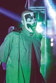 Insane Clown Posse at Firestone Live (photo by Devin Jacoviello)