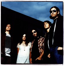 into the wild: Black Mountain get expansive
