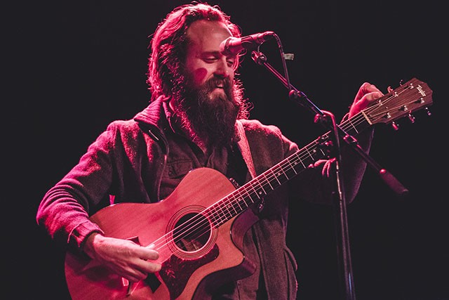 IRON AND WINE - PHOTO BY JAMES DECHERT