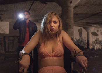 'It Follows' puts a whole new spin on the horror genre, not to mention the horrors of teen sex