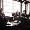 Japanese post-rock band Mono tonight at the Social