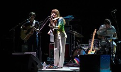 Jenny Lewis at Bob Carr PAC (photo by Christopher Garcia)