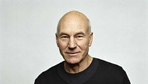 Jim Helsinger hosts An Evening With Sir Patrick Stewart