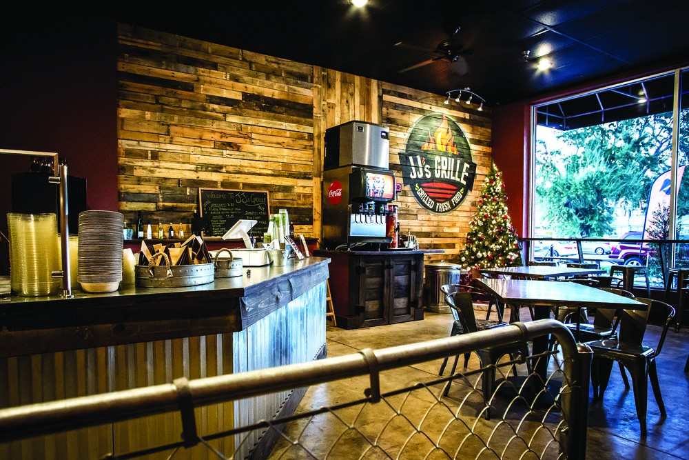 Weekly Calendar Counter : Jj s grille brings a med influence to fresh mex and