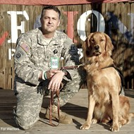 K9s for Warriors uses dogs to reintroduce soldiers to society