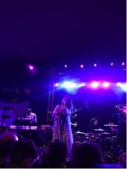 Kelis at SXSW 2014
