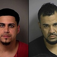 Kissimmee men arrested after cocaine they threw out car sunroof lands on police car
